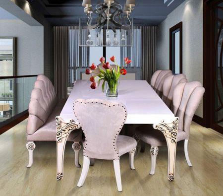 راهنمای انتخاب میز و صندلی ناهارخوری مناسب