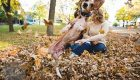 سگ ها موجوداتی بسیار شادتر از آدم ها
