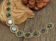 مدل جواهرات کلاسیک از برند Oneofallkind