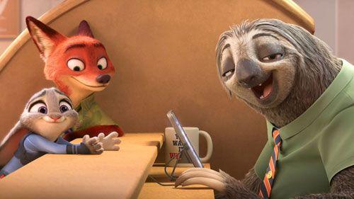 فیلم کارتونی زوتوپیا با محتوای نژادپرستی