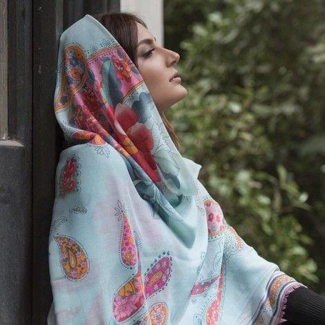گالری جدیدترین مدل شال و روسری ایرانی