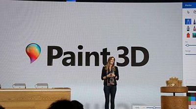 نرم افزار Paint سه بعدی پا به میدان گذاشت