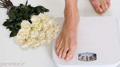رژیم غذایی مناسب برای عروس خانم ها
