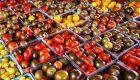 چرا گوجه فرنگی در یخچال بی مزه می شود؟
