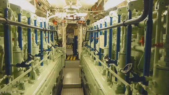 زیردریایی عظیم رکن اصلی ارتش نازی ها