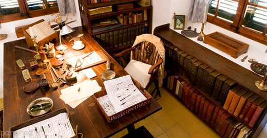 خانه های با ارزش که به شکل موزه درآمده اند
