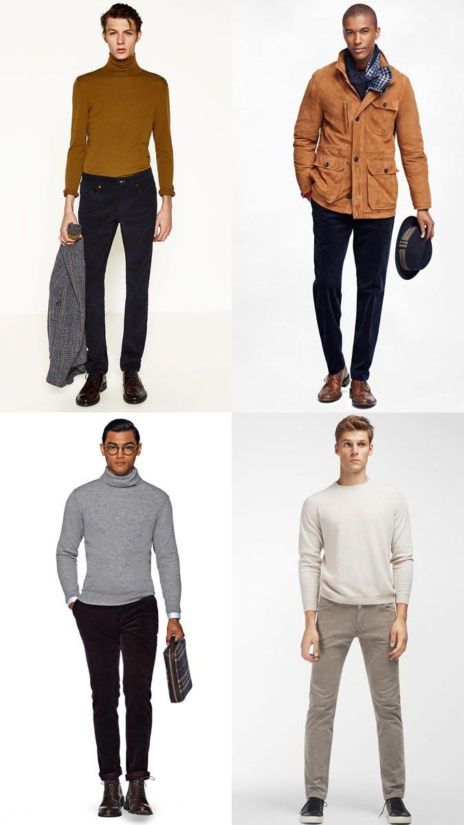 4 نوع لباس مردانه مناسب فصل سرما