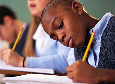 چرا برخی از دانش آموزان کند می نویسند؟