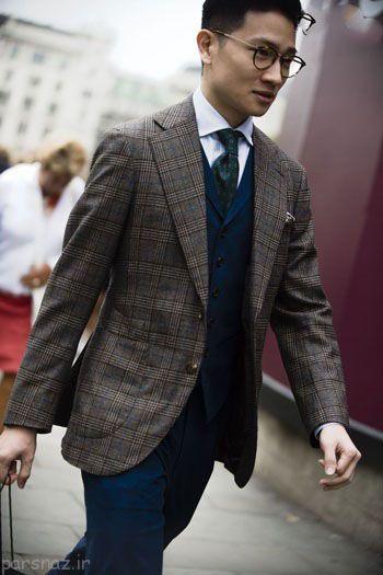 مدل لباس مردانه در هفته مد خیابانی لندن