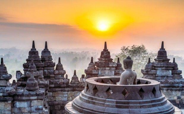 برترین مکان های دیدنی آسیا در 2016