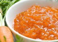 آموزش درست کردن بهترین مربای هویج