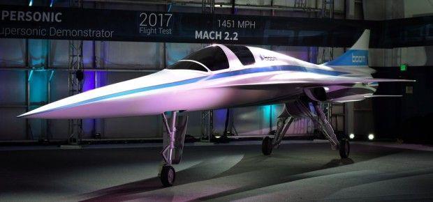 با سریع ترین جت مسافربری دنیا آشنا شوید