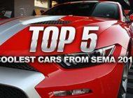 عکسهای بهترین خودروهای نمایشگاه 2016 SEMA Shows