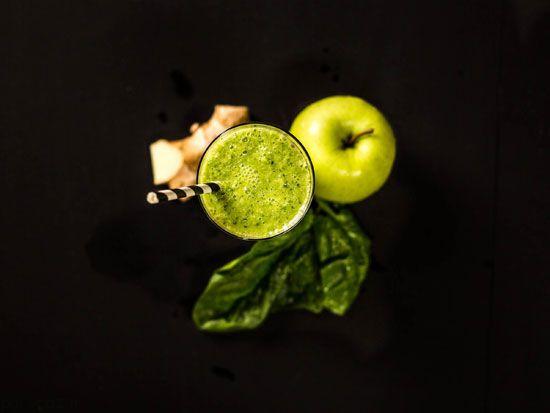 اسموتی سبز نوشیدنی معجزه گر