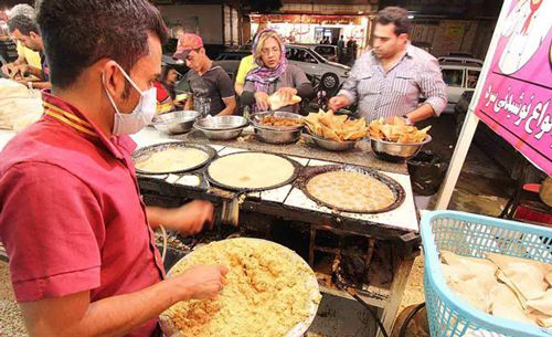 درباره گردشگری غذا در کشور ایران