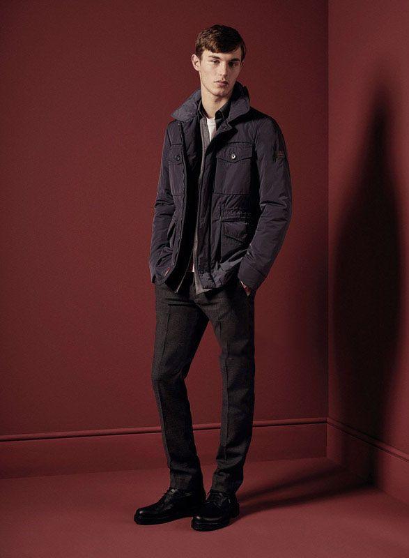 لباس های شیک مردانه برای زمستان برند Peuterey