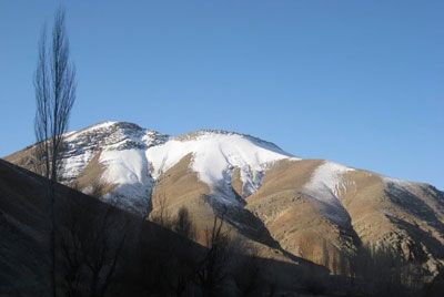 آشنایی با آبشار جنگلک در استان تهران
