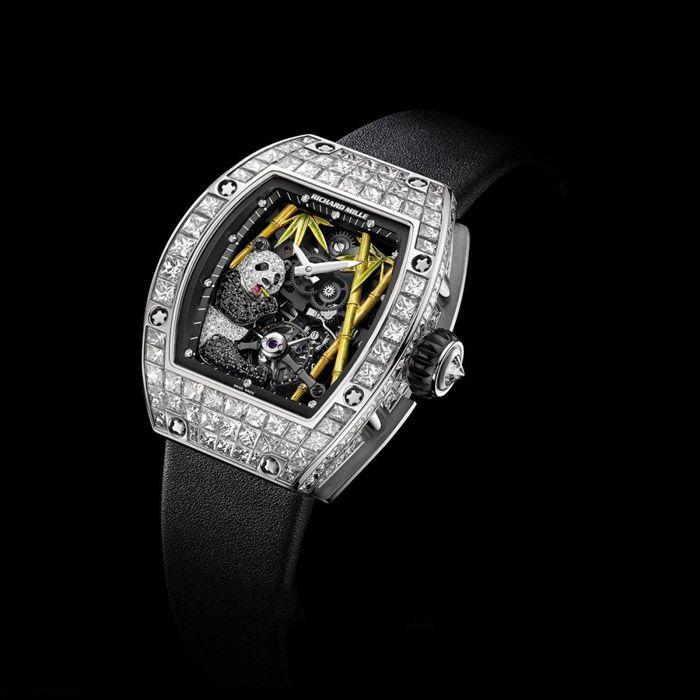 مدل های ساعت مچی لاکچری از برند Richard Mille