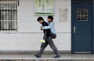 انسانیت به این میگن مهربان ترین همکلاسی دنیا