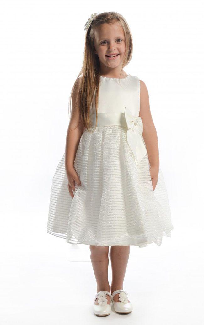 مدل های لباس عروس کودک برند Sevva
