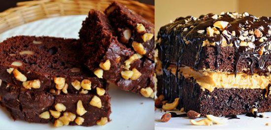 آموزش تهیه کیک گردویی خوش طعم