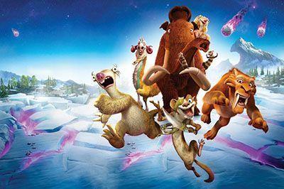 نگاهی به قسمت جدید انیمیشن عصر یخبندان Ice Age