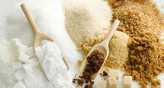خوردن شکر برای پوست بسیار مضر است
