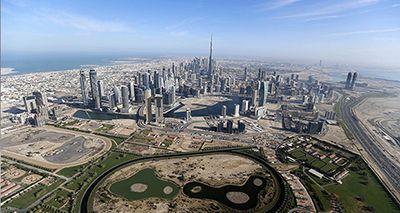 سفر تصویری به دبی بهترین شهر دنیا