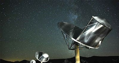 منبع سیگنال های مرموز فضایی از کجاست؟