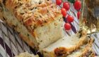 طرز تهیه نان سیر با پنیر و سبزی خوش طعم