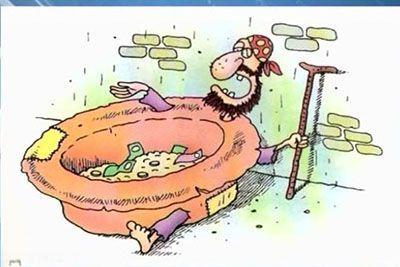 درآمد یک روز گدای مشهدی چقدر است؟