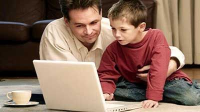 نقش والدین در ایمن سازی فضای مجازی کودکان