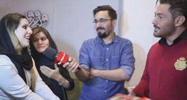 ماجرای دختری که حضوری از محمدرضا گلزار درخواست ازدواج کرد