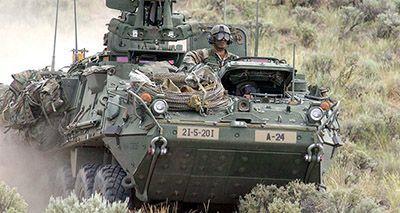 زره لیزری برای تانک های امریکایی