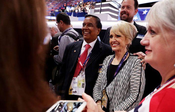 زنانی که در قدرت گرفتن ترامپ نقش دارند
