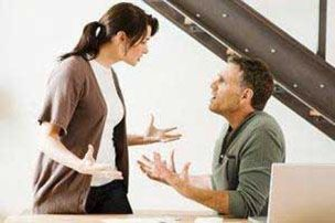 جدایی و طلاق در صورت نارضایتی از زندگی