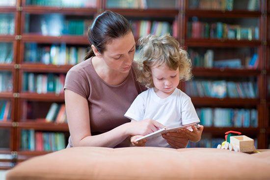 تقویت درک زبان و صحبت کردن در کودکان