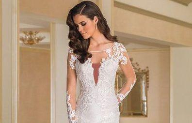 بهترین مدل های لباس عروس Justinalexander