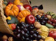 فصل پاییز همراه با این مواد خوراکی مفید