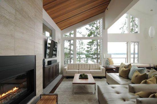 پیشنهادهای عالی برای تزیین سقف منزل