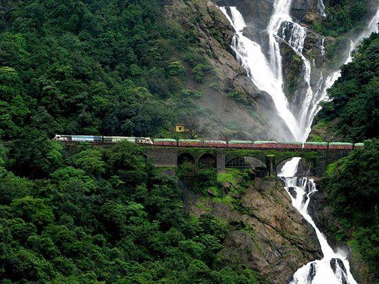سفر به منطقه گردشگری گوا در هندوستان
