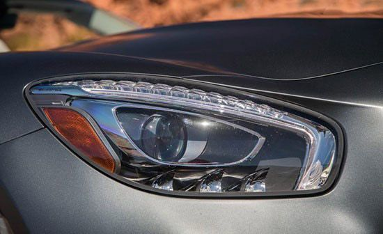 تصاویر مرسدس بنز کوپه استثنایی AMG-GT