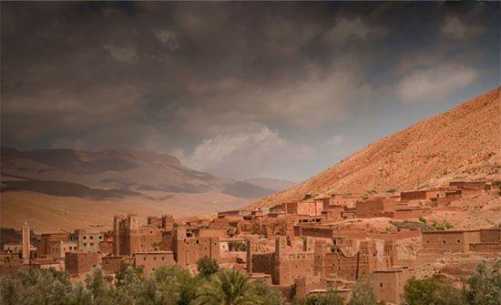 ردپای لورنس عربستان در این مکان های زیبا