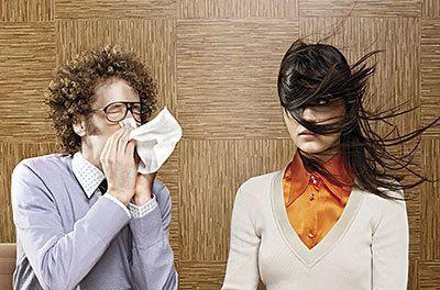 جلوگیری از آنفولانزا و سرماخوردگی با این کارها