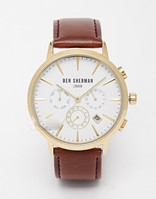 مدل های شیک ساعت مردانه Ben Sherman