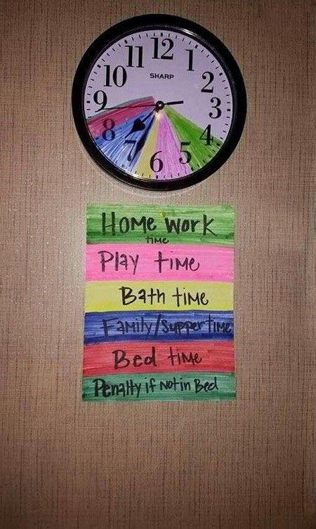 بهترین ترفندهای والدین برای کودکان