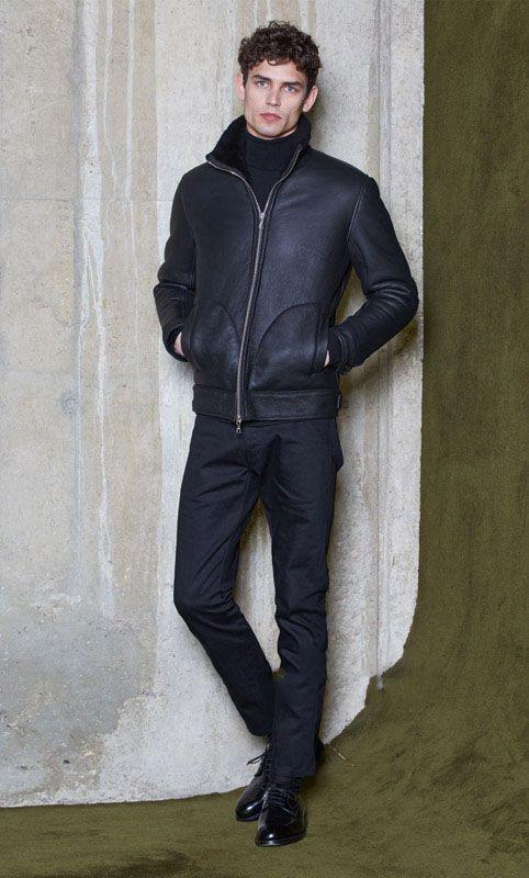 کالکشن لباس مردانه فصل سرما Officine Generale