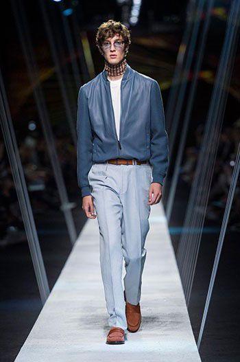 انواع مدل های کت و شلوار جدید برند Canali 2017