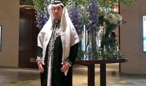 مرد ژاپنی که غذای عربی خورد و دگرگون شد