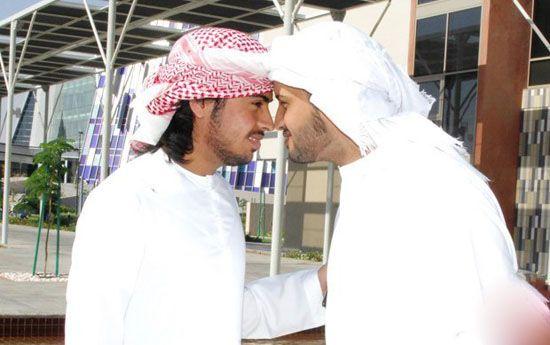 سلام کردن با بینی در کشورهای مختلف